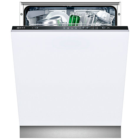 Buy Neff S51E50X2GB Integrated Dishwasher Online at johnlewis.com