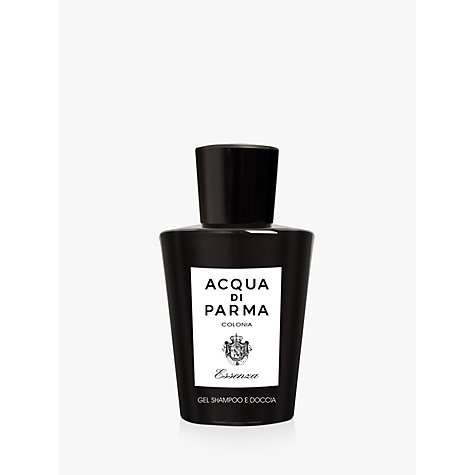 Buy Acqua di Parma Colonia Essenza Hair and Shower Gel, 200ml Online at johnlewis.com