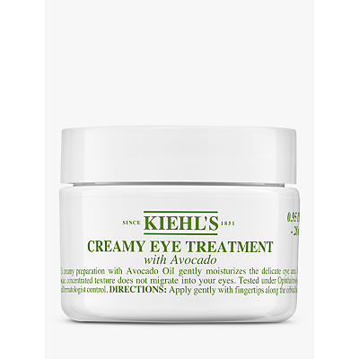 shop for Kiehl's Creamy Eye Treatment with Avocado, 28g at Shopo