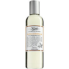 Buy Kiehl's Aromatic Blends - Vanilla and Cedarwood Skin-Softening Body Cleanser, 250ml Online at johnlewis.com
