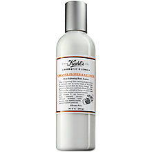 Buy Kiehl's Aromatic Blends - Orange Flower and Lychee Skin-Softening Body Lotion, 250ml Online at johnlewis.com