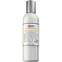 Buy Kiehl's Aromatic Blends - Vanilla and Cedarwood Skin-Softening Body Lotion, 250ml Online at johnlewis.com