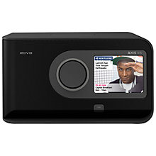 Buy Revo AXiS XS DAB/FM Wireless Bluetooth Internet Radio with 3.5-inch Touch Screen, Graphite Online at johnlewis.com