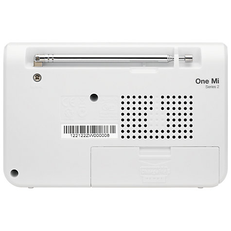Buy Pure One Mi Series 2 DAB Digital Radio Online at johnlewis.com