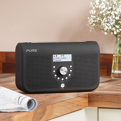 Buy Pure One Elite II DAB Digital Radio Online at johnlewis.com