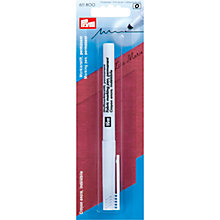 Buy Prym Extra Fine Permanent Marker, Black Online at johnlewis.com