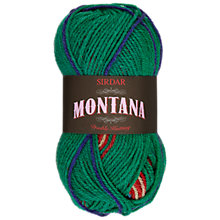 Buy Sirdar Montana DK Yarn, 50g Online at johnlewis.com