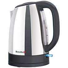 Buy Breville VKJ666 Kettle, Polished Stainless Steel Online at johnlewis.com