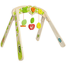 Buy Hape Wooden Baby Gym Online at johnlewis.com