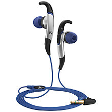 Buy Sennheiser/Adidas CX 685 Sports In-Ear Headphones, Black Online at johnlewis.com