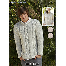Crochet Patterns John Lewis : Sirdar Knitting & Crochet Patterns John Lewis