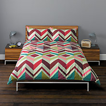 Buy John Lewis Aztec Standard Pillowcase, Multi Online at johnlewis.com