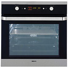 Buy Beko OIM25503X Single Electric Oven, Stainless Steel Online at johnlewis.com