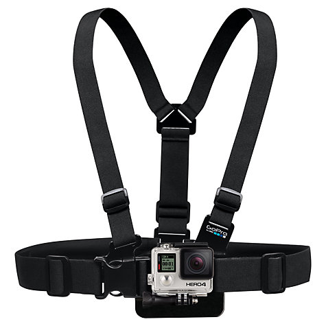 Buy GoPro Chest Mount Harness Online at johnlewis.com