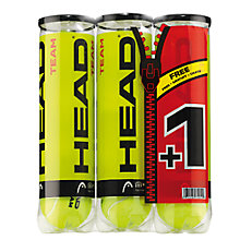 Buy Head Team Tennis Balls, 3 x Pack of 4 Online at johnlewis.com