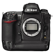 "Buy Nikon D3X Digital SLR Camera, 24.5MP, 3"" Screen, Body Only Online at johnlewis.com"