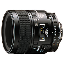 Buy Nikon FX 60mm f/2.8D AF Micro Lens Online at johnlewis.com