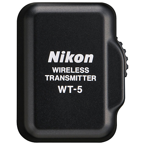 Buy Nikon WT-5 Wireless Transmitter for Nikon D4 Online at johnlewis.com