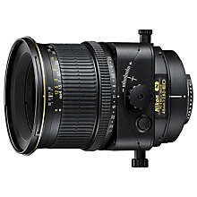 Buy Nikon PC-E 45mm f/2.8D ED Lens Online at johnlewis.com