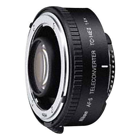 Buy Nikon TC-14E II AF-S Teleconverter Online at johnlewis.com