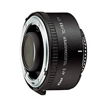 Buy Nikon TC-17E II AF-S Teleconverter Online at johnlewis.com