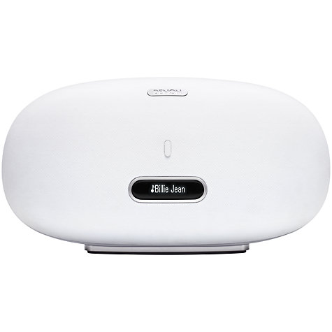 Buy Denon D500 Cocoon Home Wireless iPod Dock with Apple Airplay, White Online at johnlewis.com
