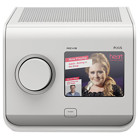 Buy Revo PiXiS DAB/FM Radio with 3.5-inch Touch Screen Online at johnlewis.com