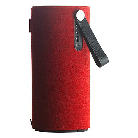 Buy Libratone ZiPP Wireless Speaker with Apple AirPlay, Classic Collection Covers Online at johnlewis.com