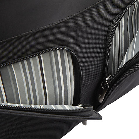 "Buy Targus Lomax 13.3"" Ultrabook Topload Messenger Bag, Black Online at johnlewis.com"