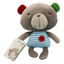 Buy Kimber Kids Musical Bobbie Bear Toy Online at johnlewis.com