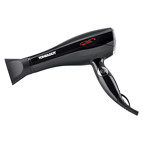 Buy Toni & Guy TGDR5363UK Touch Control Hair Dryer Online at johnlewis.com