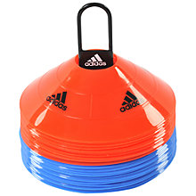 Buy Adidas Agility Discs, Set of 30 Online at johnlewis.com