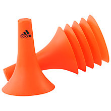 Buy Adidas Agility Cones, Set of 6 Online at johnlewis.com