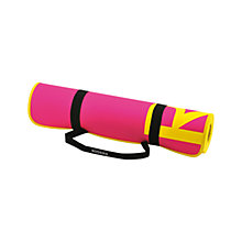 Buy Reebok Fitness Mat, Pink Online at johnlewis.com