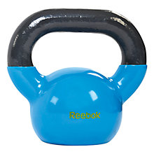 Buy Reebok Kettlebell, Blue, 7.5kg Online at johnlewis.com