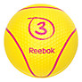 Reebok Medicine Ball, Yellow, 3kg
