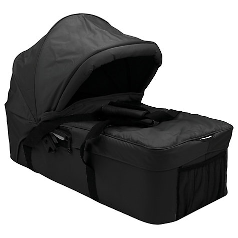Buy Baby Jogger City Versa Carrycot, Black Online at johnlewis.com