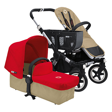 Buy Bugaboo Donkey Pushchair Base 1.1 Online at johnlewis.com