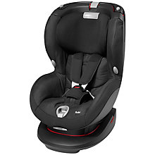 Buy Maxi Cosi Rubi Car Seat, Total Black Online at johnlewis.com