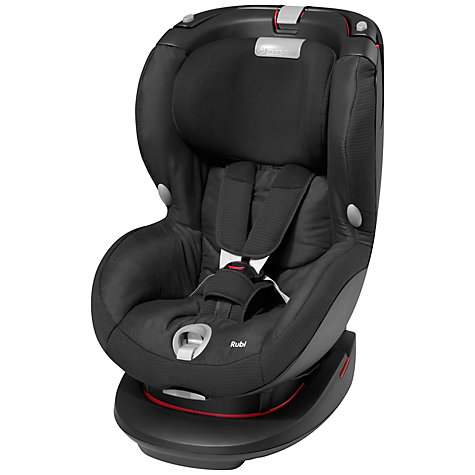 Buy Maxi-Cosi Rubi Car Seat, Total Black Online at johnlewis.com