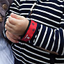 Buy LittleLife Safety ID Strap, Red Online at johnlewis.com