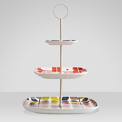 Orla Kiely Multi Stem Cake Stand