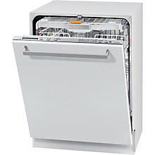 Buy Miele G5885SCVi XXL Integrated Dishwasher Online at johnlewis.com
