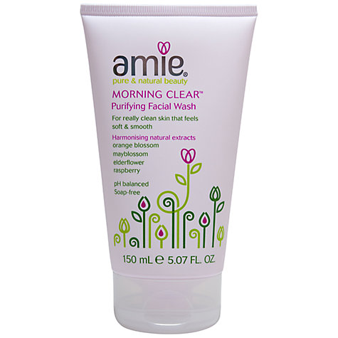 Buy Amie Morning Clear Purifying Facial Wash, 150ml Online at johnlewis.com