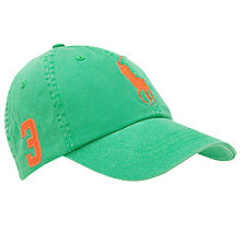 Buy Polo Ralph Lauren No 3 Sports Baseball Cap Online at johnlewis.com