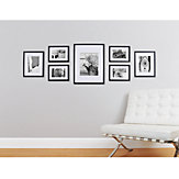 Gallery Perfect Frame Set , Black