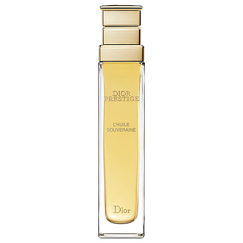 Buy Dior Dior Prestige L'Huile Souveraine, 50ml Online at johnlewis.com