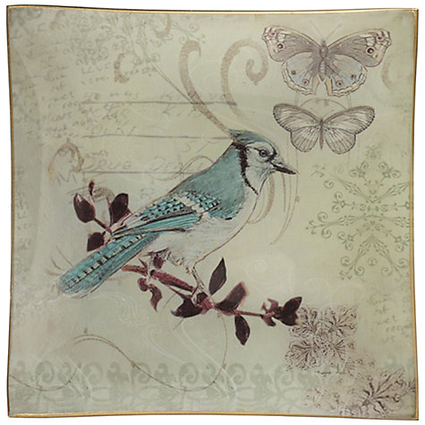 Buy Brissi Bird Trinket Tray, Small Online at johnlewis.com