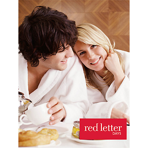 Buy Red Letter Days Charming Escape With Dinner For 2 Online at johnlewis.com