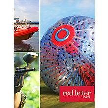 Buy Red Letter Days Perfect Adventure Seeker Online at johnlewis.com